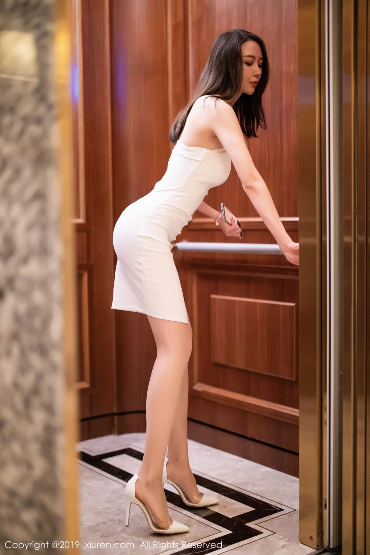 [XiuRen] Vol.1861 Meng Xin Yue 43P, Meng Xin Yue, Tall, Temperament, Uniform, Xiuren