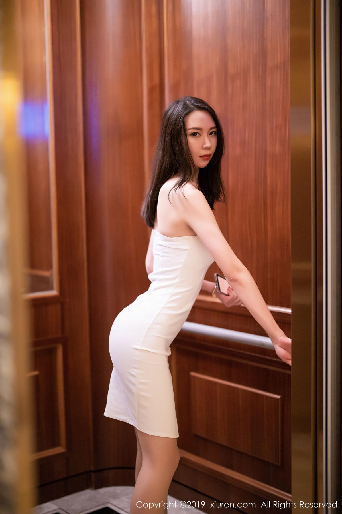 [XiuRen] Vol.1861 Meng Xin Yue 44P, Meng Xin Yue, Tall, Temperament, Uniform, Xiuren