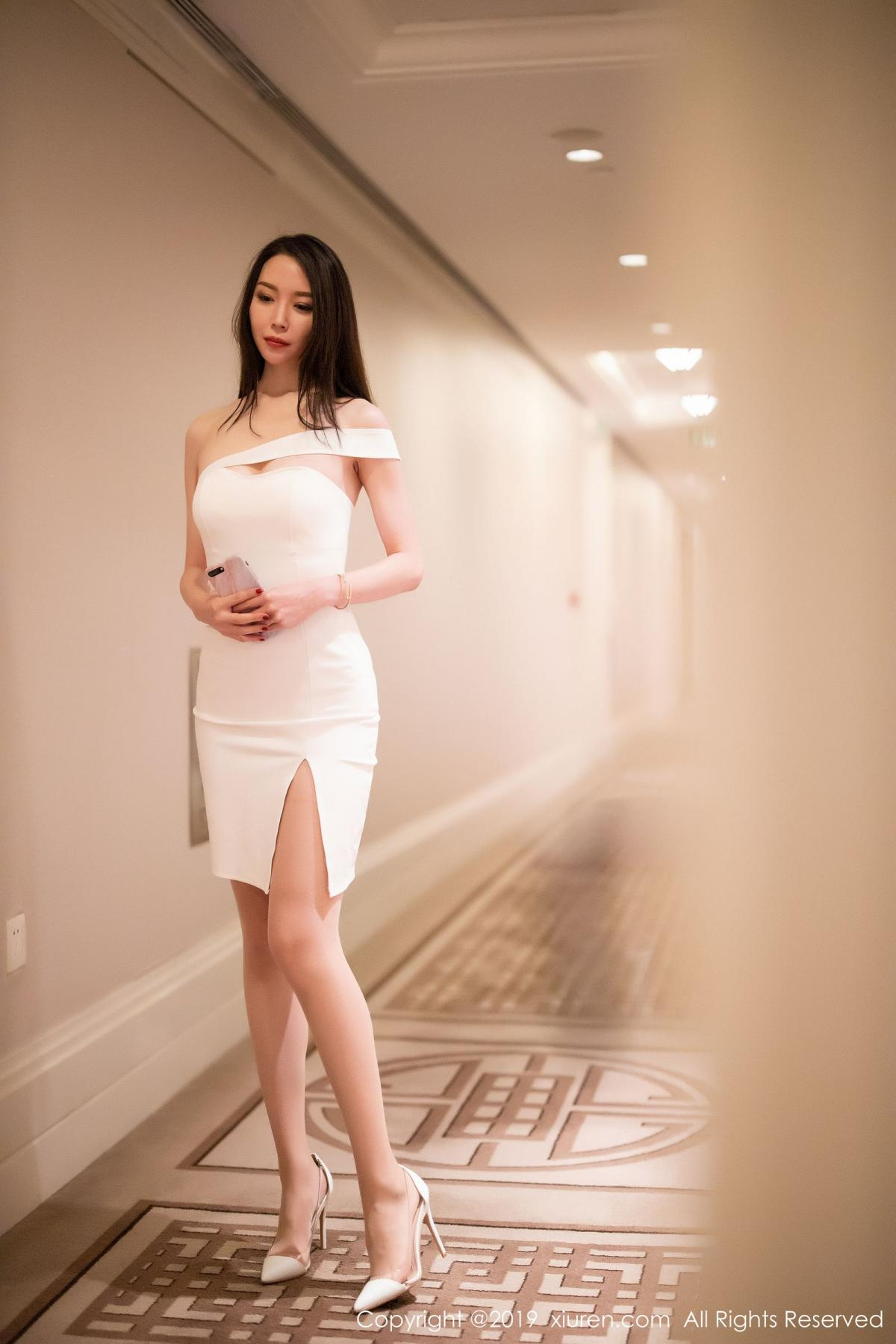 [XiuRen] Vol.1861 Meng Xin Yue 49P, Meng Xin Yue, Tall, Temperament, Uniform, Xiuren