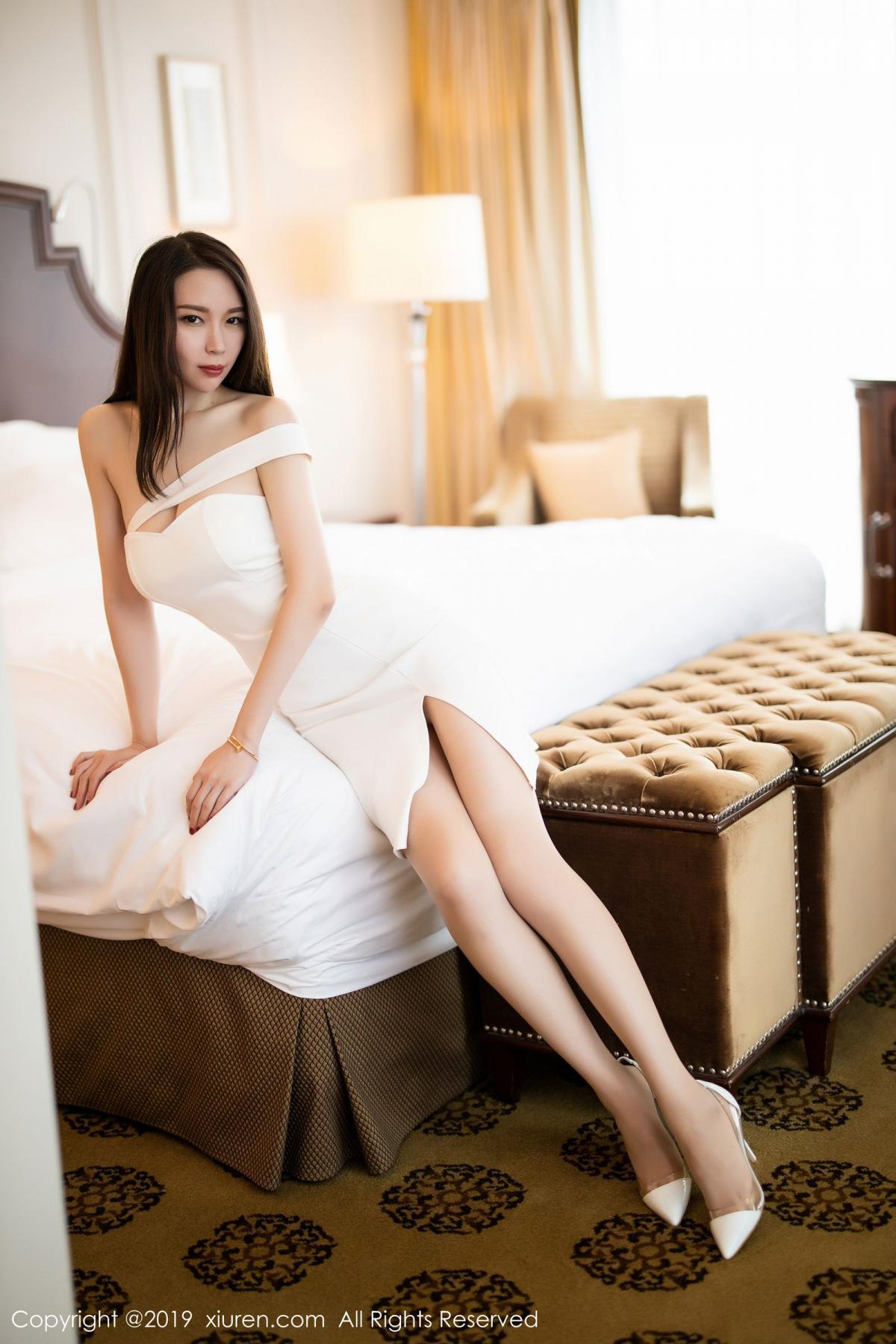 [XiuRen] Vol.1861 Meng Xin Yue 61P, Meng Xin Yue, Tall, Temperament, Uniform, Xiuren