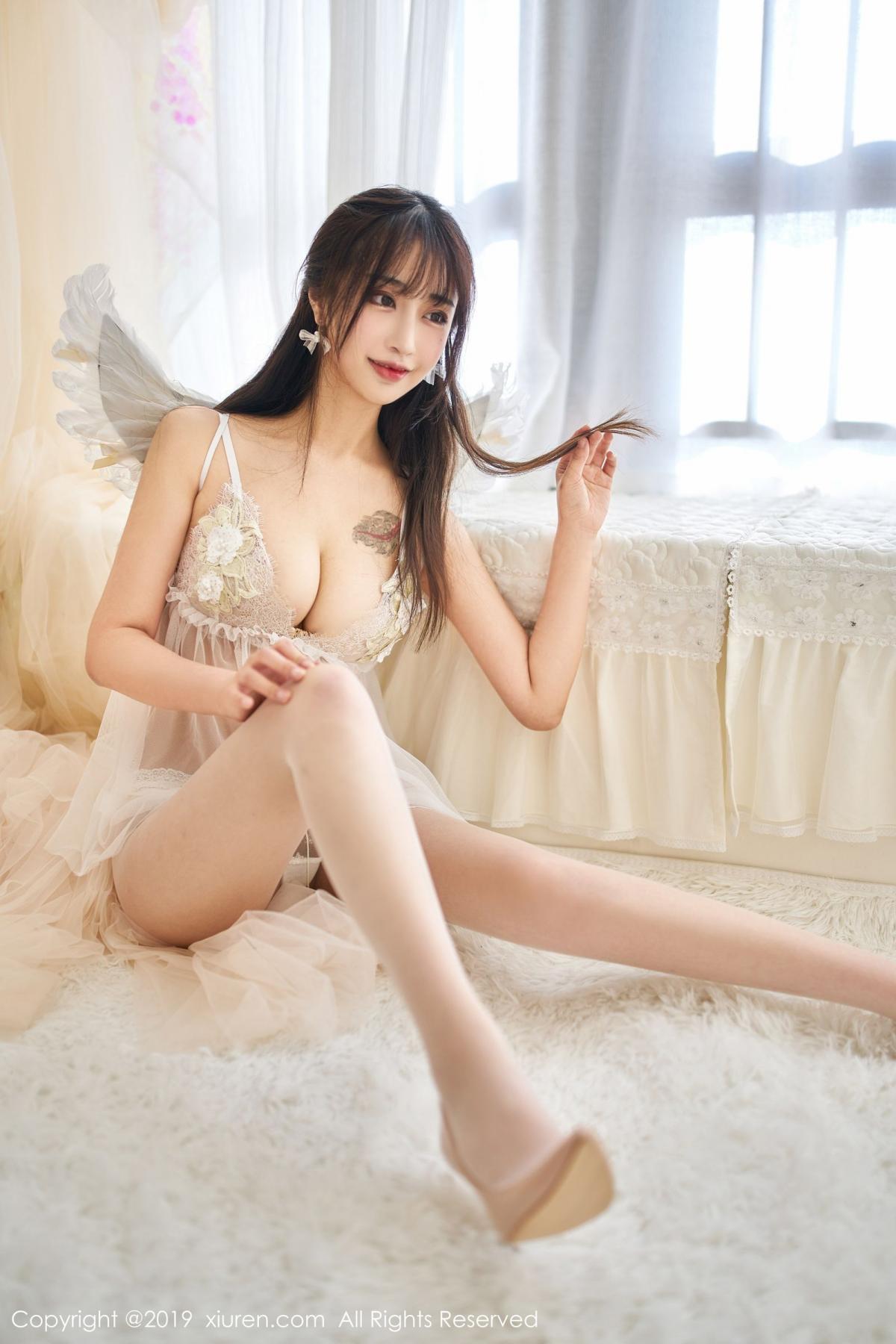 [XiuRen] Vol.1867 Lin Zi Xin 19P, Lin Zi Xin, Underwear, Xiuren