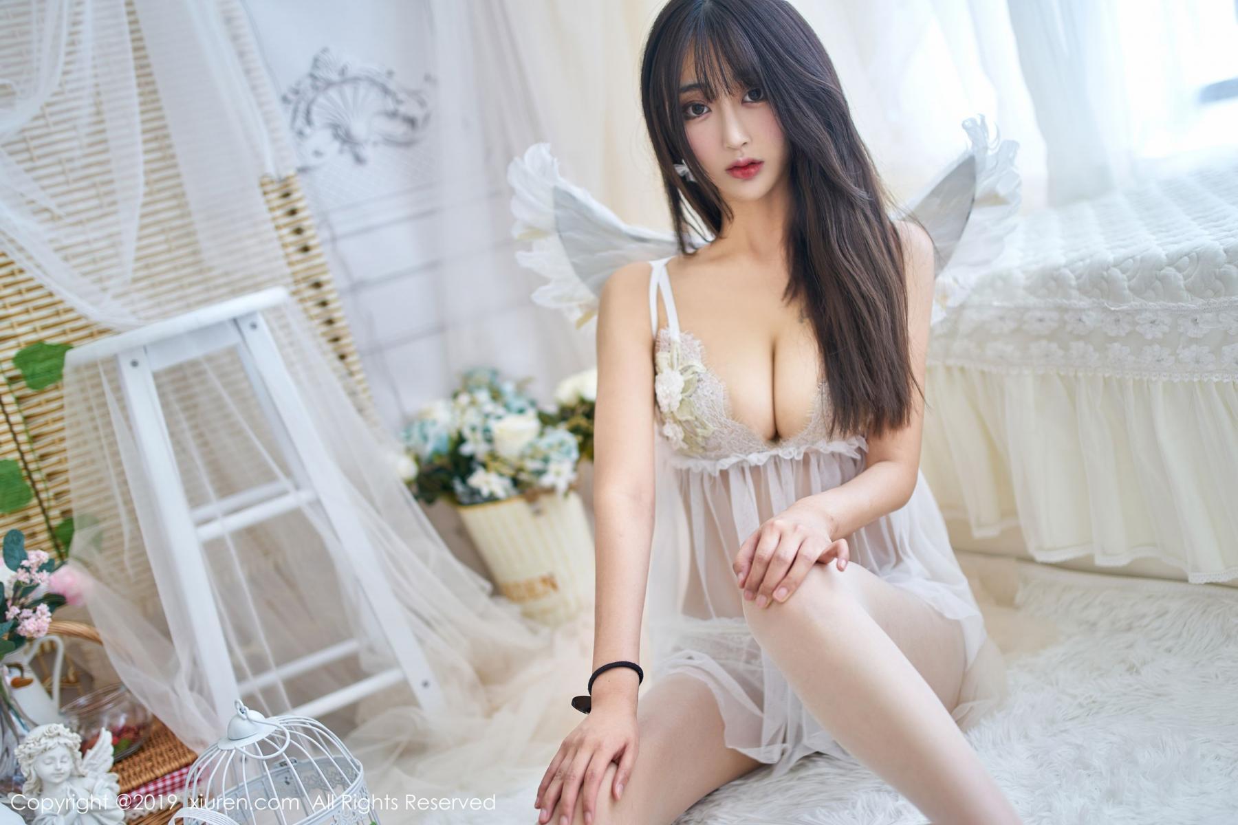 [XiuRen] Vol.1867 Lin Zi Xin 9P, Lin Zi Xin, Underwear, Xiuren