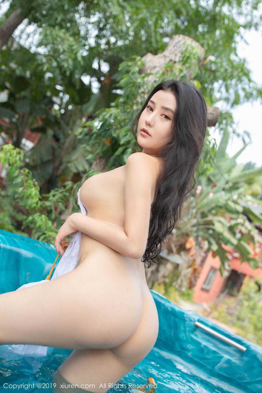 [XiuRen] Vol.1885 Ma Lu Na 23P, Adult, Bikini, Ma Lu Na, Swim Pool, Xiuren