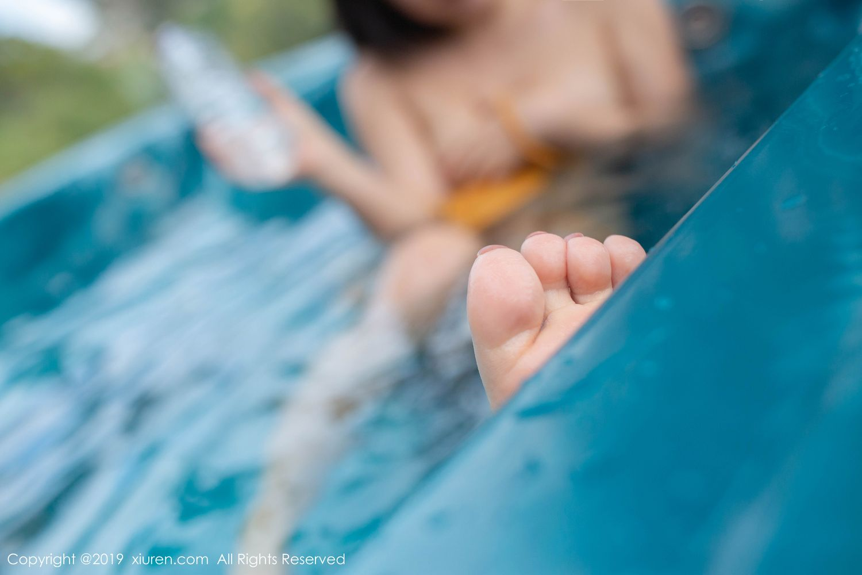 [XiuRen] Vol.1885 Ma Lu Na 36P, Adult, Bikini, Ma Lu Na, Swim Pool, Xiuren