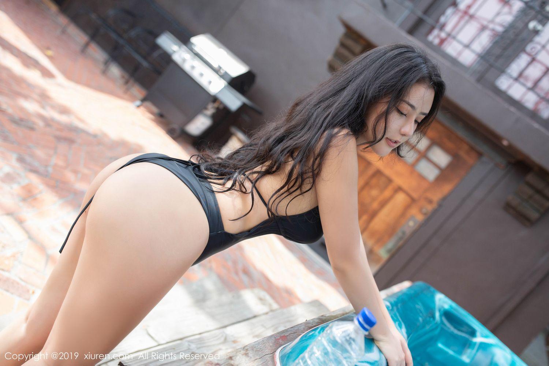 [XiuRen] Vol.1885 Ma Lu Na 41P, Adult, Bikini, Ma Lu Na, Swim Pool, Xiuren