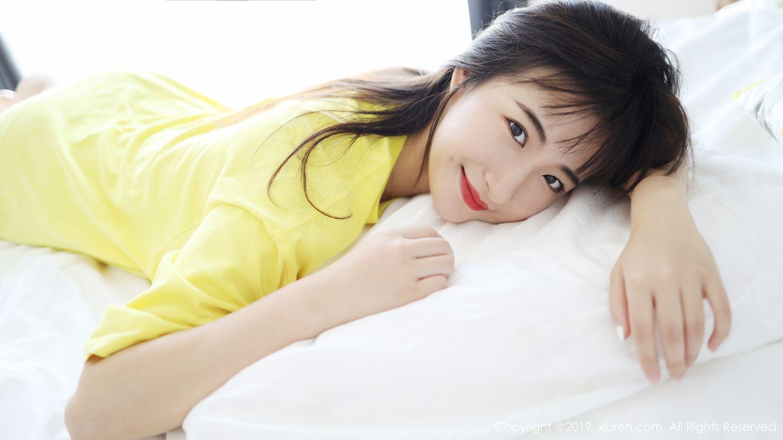 [XiuRen] Vol.1892 Yi Er Na Tie 8P, Gong Tian Yi, Lovely, Pretty, Xiuren