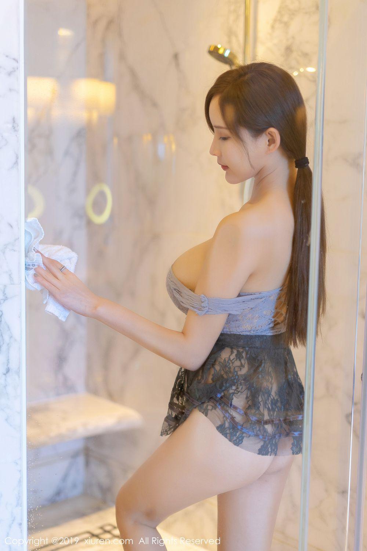 [XiuRen] Vol.1897 Zhou Yan Xi 3P, Underwear, Xiuren, Zhou Yan Xi