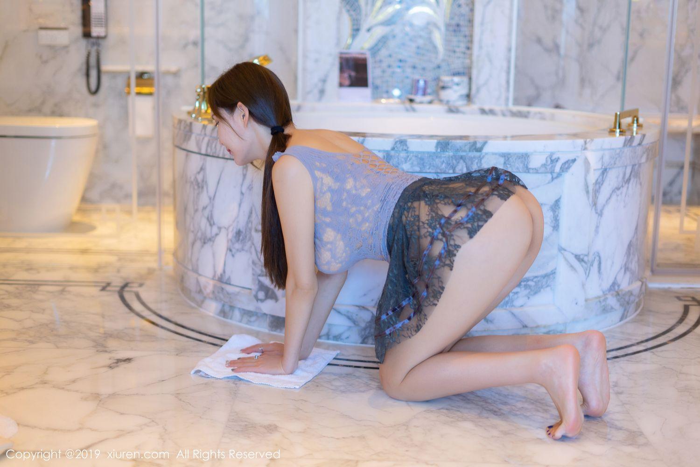 [XiuRen] Vol.1897 Zhou Yan Xi 7P, Underwear, Xiuren, Zhou Yan Xi