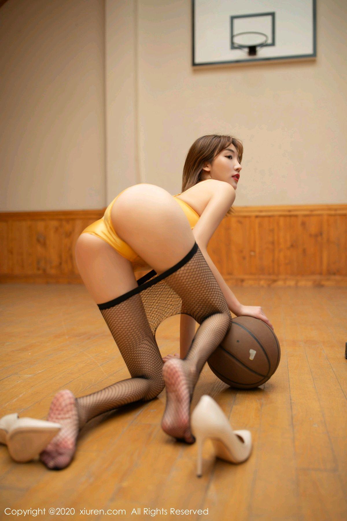 [XiuRen] Vol.1915 Lu Xuan Xuan 84P, Basketball Baby, Lu Xuan Xuan, Underwear, Xiuren