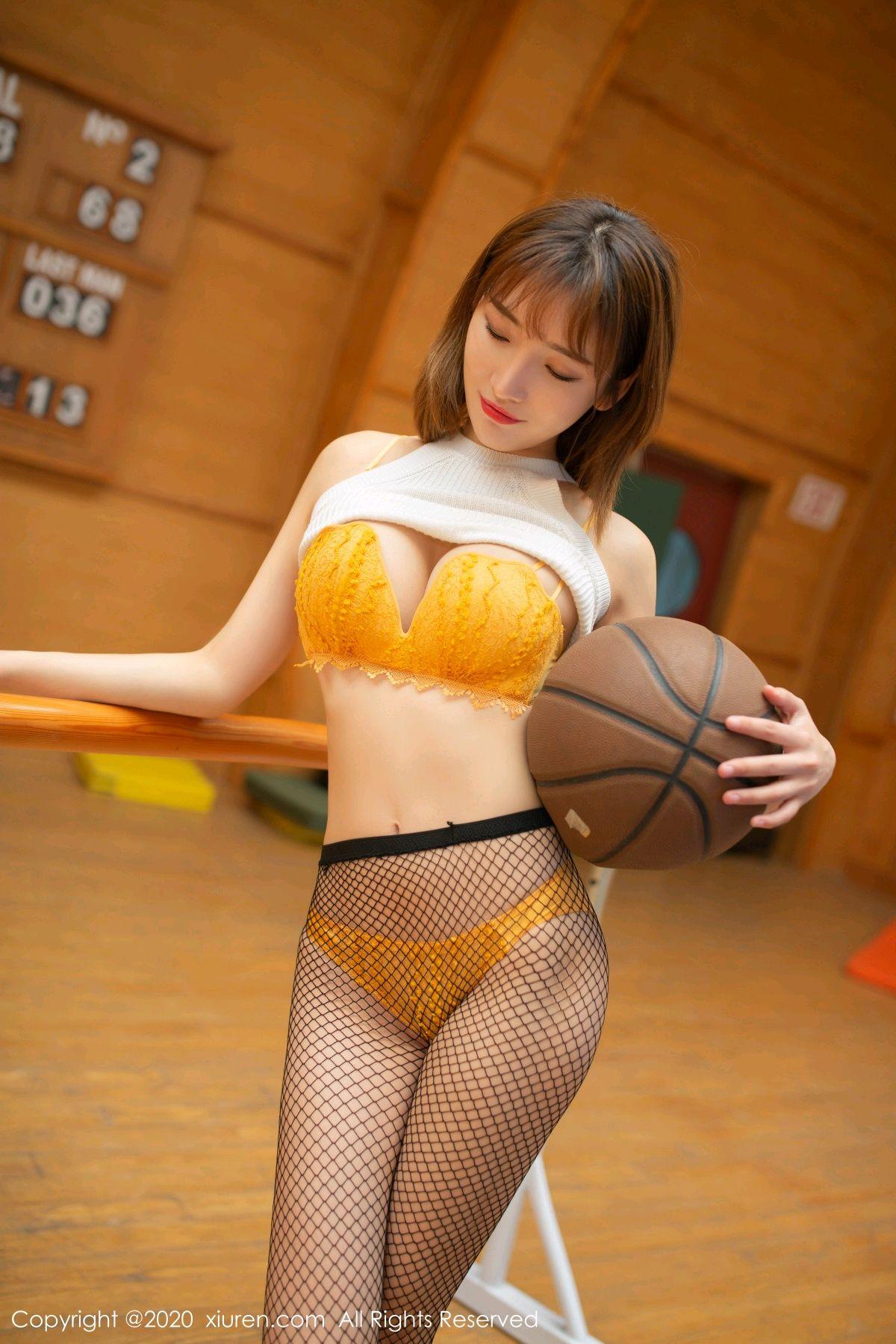 [XiuRen] Vol.1915 Lu Xuan Xuan 8P, Basketball Baby, Lu Xuan Xuan, Underwear, Xiuren