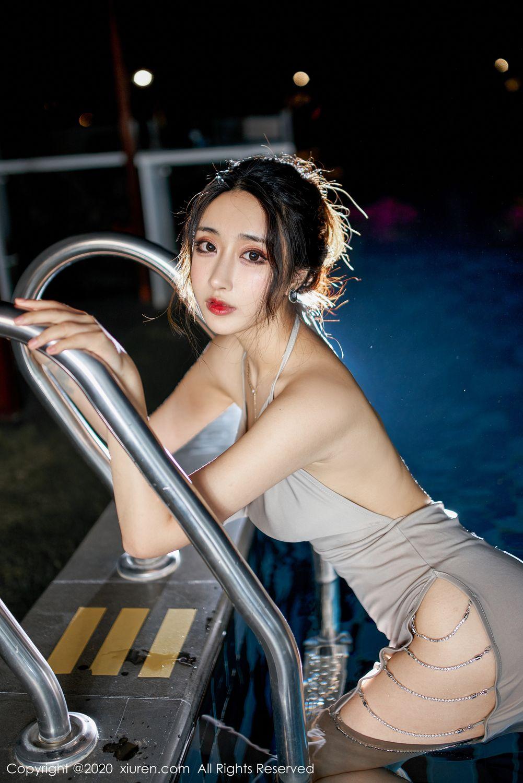 [XiuRen] Vol.1916 Lin Zi Xin 33P, Lin Zi Xin, Tall, Wet, Xiuren