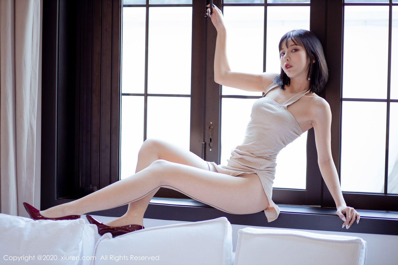 [XiuRen] Vol.1920 Chen Xiao Miao 35P, Chen Xiao Miao, Underwear, Xiuren
