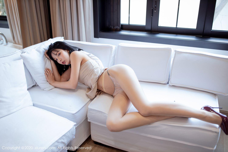 [XiuRen] Vol.1920 Chen Xiao Miao 51P, Chen Xiao Miao, Underwear, Xiuren