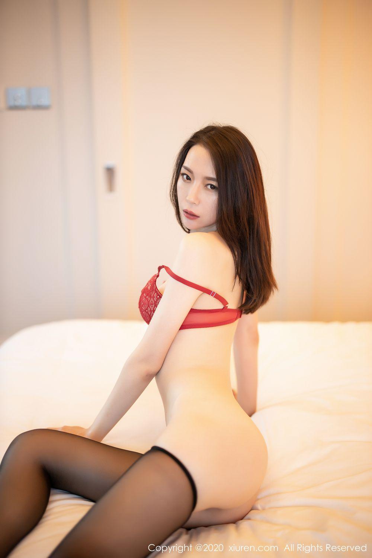 [XiuRen] Vol.1940 Meng Xin Yue 63P, Black Silk, Meng Xin Yue, Tall, Underwear, Xiuren