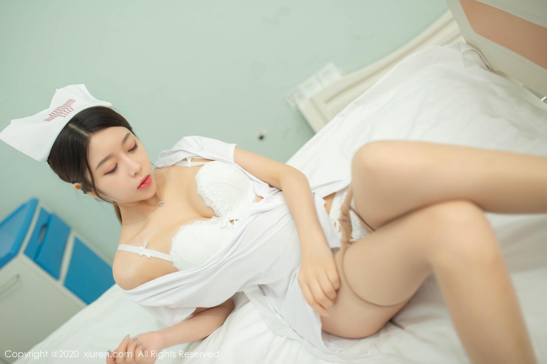 [XiuRen] Vol.1941 Xia Shi Shi 42P, Nurse, Uniform, Xia Shi Shi, Xiuren