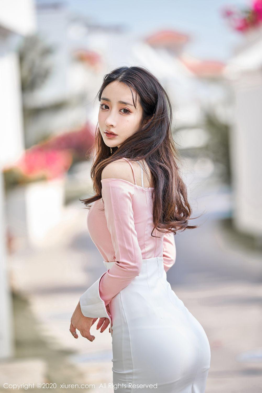 [XiuRen] Vol.1944 Lin Zi Xin 11P, Lin Zi Xin, Outdoor, Tall, Xiuren
