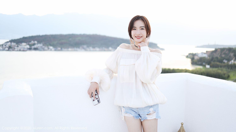 [XiuRen] Vol.1956 Yi Er Na Tie 16P, Gong Tian Yi, Lovely, Pretty, Xiuren