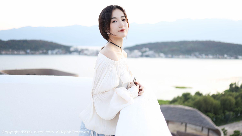 [XiuRen] Vol.1956 Yi Er Na Tie 17P, Gong Tian Yi, Lovely, Pretty, Xiuren