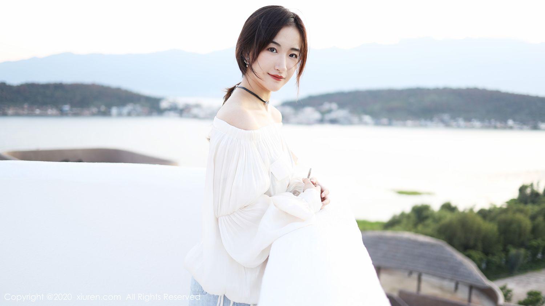 [XiuRen] Vol.1956 Yi Er Na Tie 18P, Gong Tian Yi, Lovely, Pretty, Xiuren