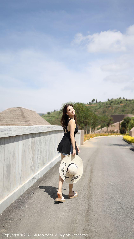 [XiuRen] Vol.1956 Yi Er Na Tie 34P, Gong Tian Yi, Lovely, Pretty, Xiuren