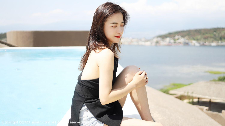 [XiuRen] Vol.1956 Yi Er Na Tie 39P, Gong Tian Yi, Lovely, Pretty, Xiuren