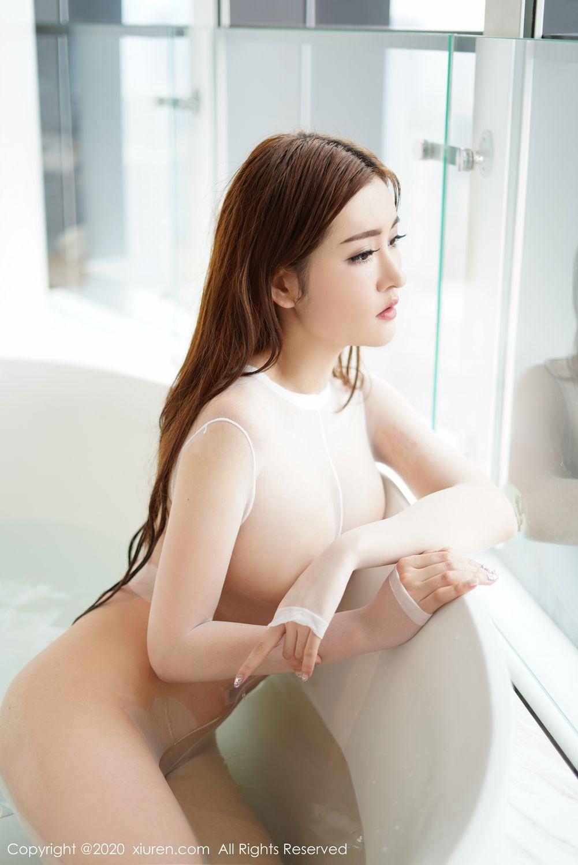 [XiuRen] Vol.1962 Shen Meng Yao 28P, Shen Meng Yao, Wet, Xiuren