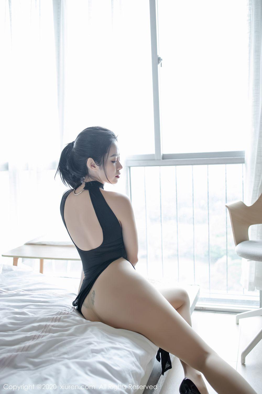 [XiuRen] Vol.1966 L U V I A N Ben Neng 34P, Big Booty, Luvian Ben Neng, Xiuren