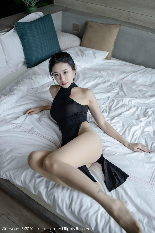 [XiuRen] Vol.1966 L U V I A N Ben Neng 38P, Big Booty, Luvian Ben Neng, Xiuren