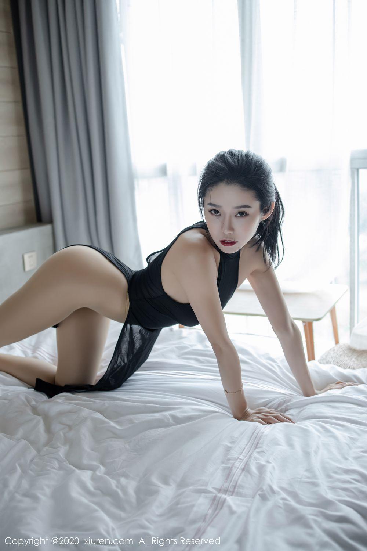 [XiuRen] Vol.1966 L U V I A N Ben Neng 40P, Big Booty, Luvian Ben Neng, Xiuren