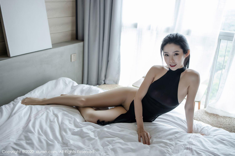 [XiuRen] Vol.1966 L U V I A N Ben Neng 42P, Big Booty, Luvian Ben Neng, Xiuren