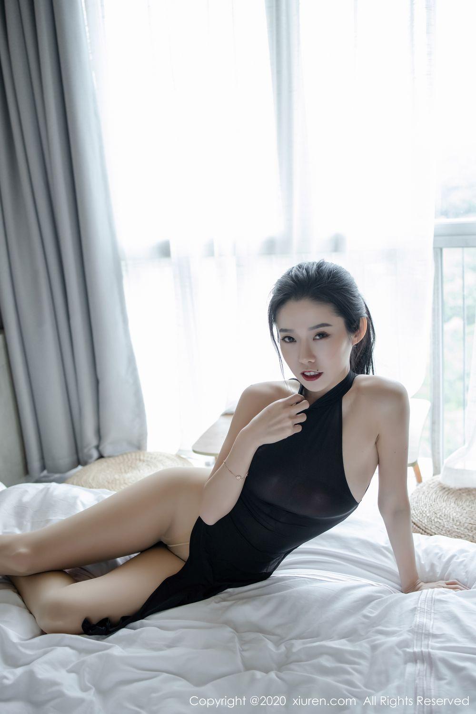 [XiuRen] Vol.1966 L U V I A N Ben Neng 43P, Big Booty, Luvian Ben Neng, Xiuren