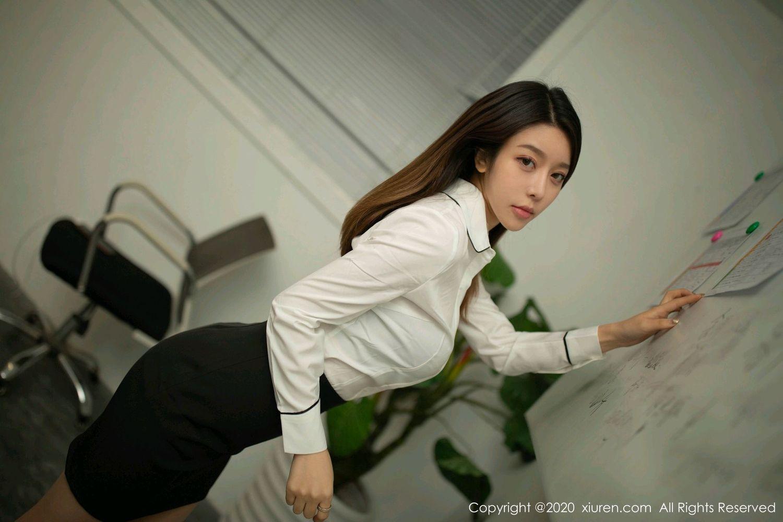 [XiuRen] Vol.1972 Xia Shi Shi 30P, Underwear, Uniform, Xia Shi Shi, Xiuren