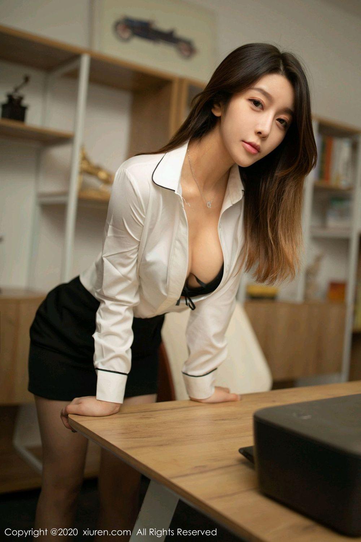 [XiuRen] Vol.1972 Xia Shi Shi 38P, Underwear, Uniform, Xia Shi Shi, Xiuren