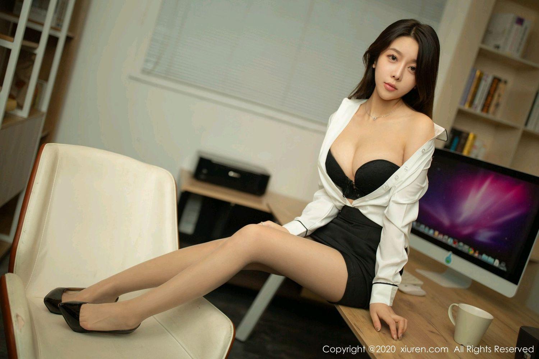 [XiuRen] Vol.1972 Xia Shi Shi 45P, Underwear, Uniform, Xia Shi Shi, Xiuren