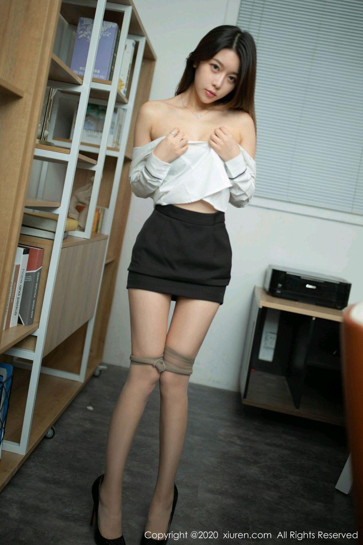 [XiuRen] Vol.1972 Xia Shi Shi 58P, Underwear, Uniform, Xia Shi Shi, Xiuren
