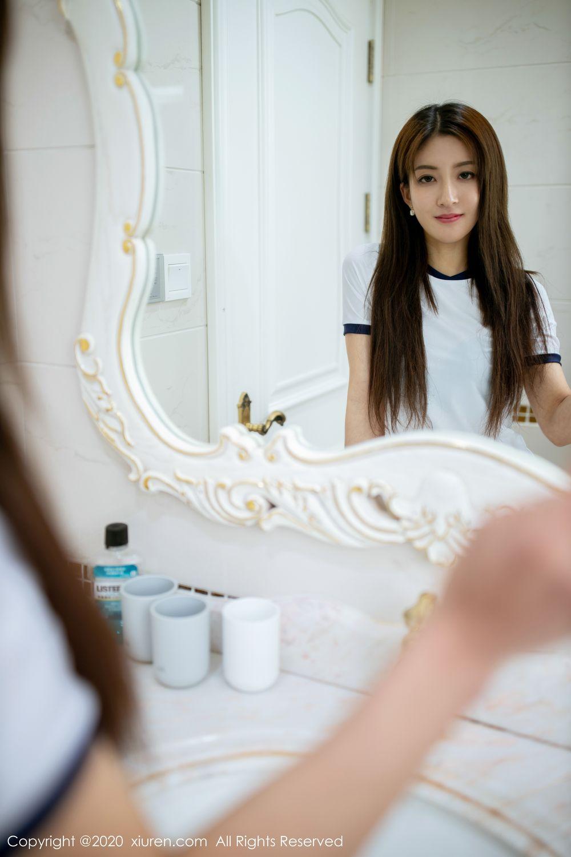 [XiuRen] Vol.1975 Lin Wen Wen 20P, Bathroom, Lin Wen Wen, Wet, Xiuren