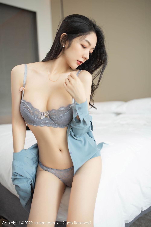 [XiuRen] Vol.1985 Xiao Re Ba 1P, Di Yi, Tall, Underwear, Xiuren