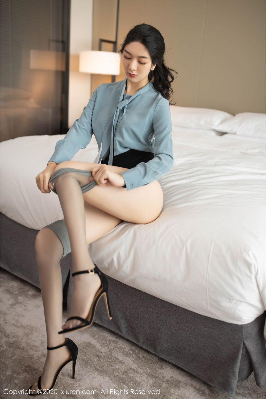 [XiuRen] Vol.1985 Xiao Re Ba 21P, Di Yi, Tall, Underwear, Xiuren