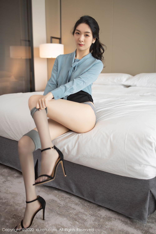[XiuRen] Vol.1985 Xiao Re Ba 22P, Di Yi, Tall, Underwear, Xiuren