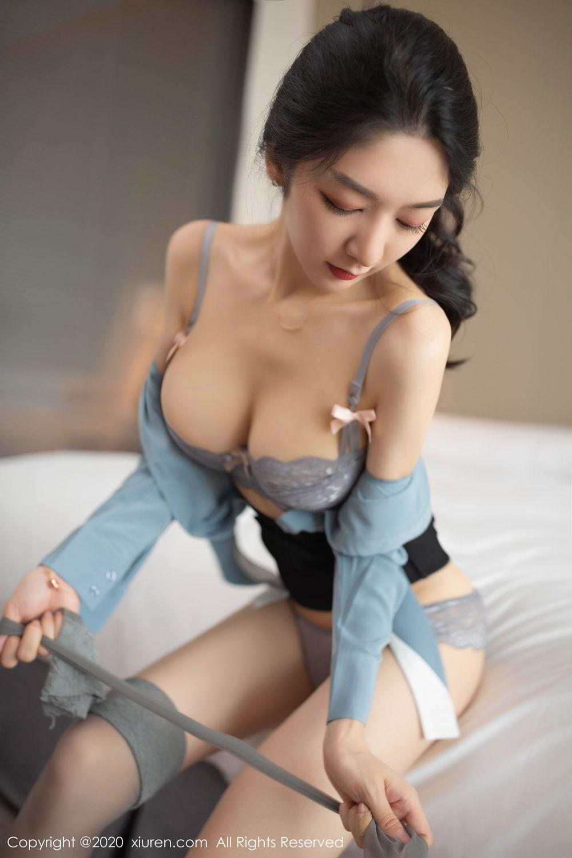 [XiuRen] Vol.1985 Xiao Re Ba 32P, Di Yi, Tall, Underwear, Xiuren