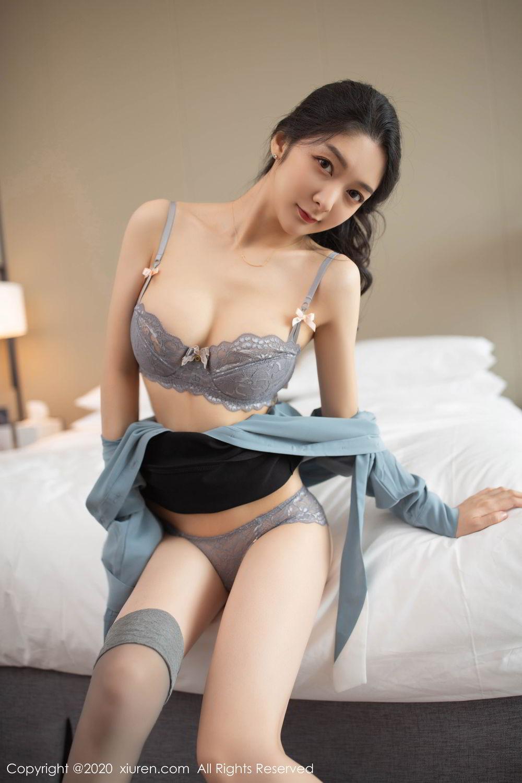 [XiuRen] Vol.1985 Xiao Re Ba 33P, Di Yi, Tall, Underwear, Xiuren