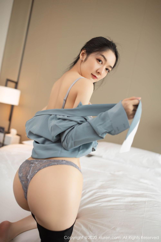 [XiuRen] Vol.1985 Xiao Re Ba 35P, Di Yi, Tall, Underwear, Xiuren