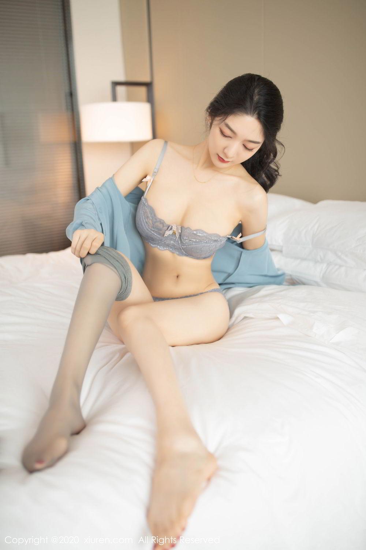[XiuRen] Vol.1985 Xiao Re Ba 49P, Di Yi, Tall, Underwear, Xiuren