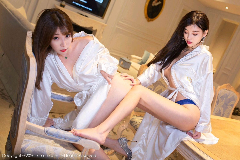 [XiuRen] Vol.1990 Yang Chen Chen 25P, Adult, Chen Zhi, Sisters, Xiuren, Yang Chen Chen