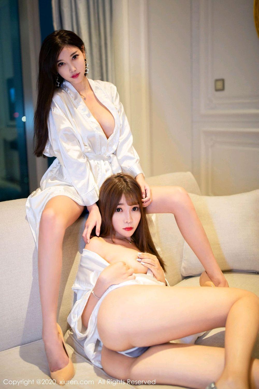 [XiuRen] Vol.1990 Yang Chen Chen 32P, Adult, Chen Zhi, Sisters, Xiuren, Yang Chen Chen