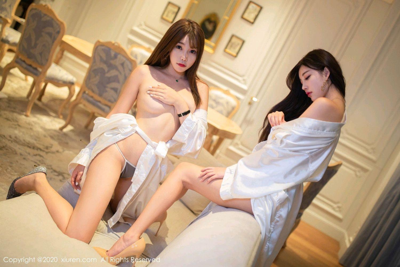 [XiuRen] Vol.1990 Yang Chen Chen 40P, Adult, Chen Zhi, Sisters, Xiuren, Yang Chen Chen