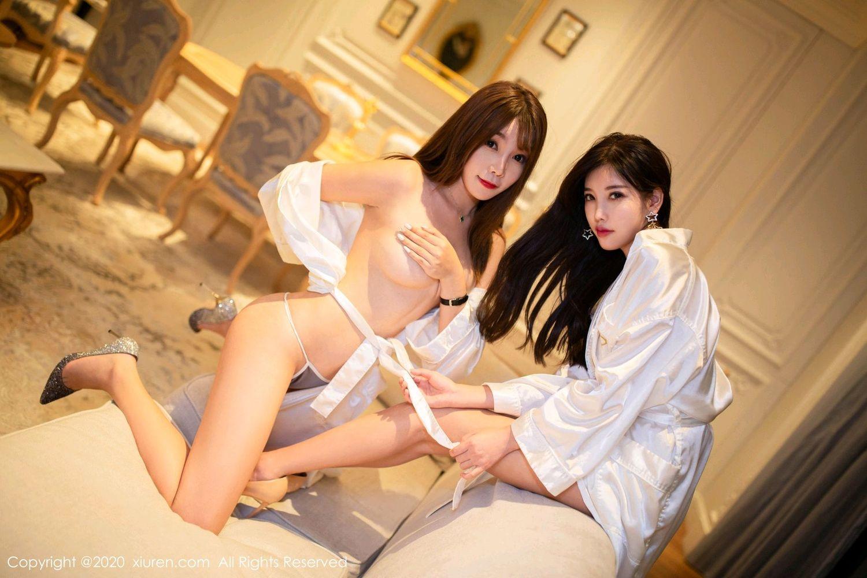 [XiuRen] Vol.1990 Yang Chen Chen 42P, Adult, Chen Zhi, Sisters, Xiuren, Yang Chen Chen