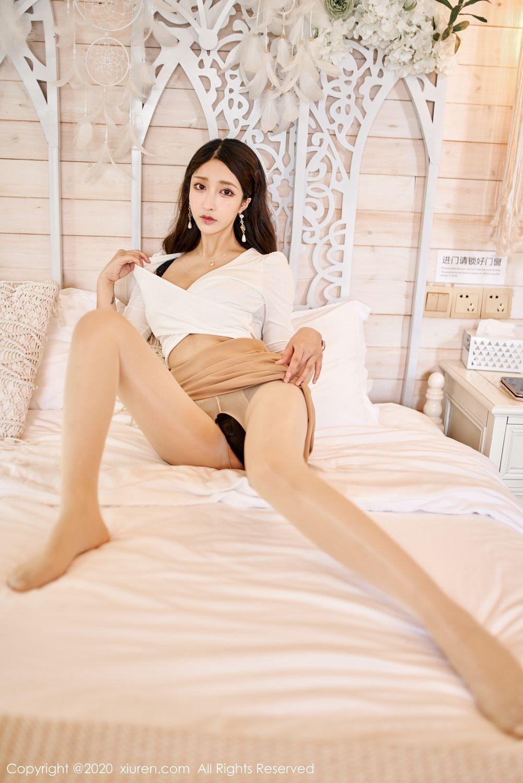 [XiuRen] Vol.1993 Lin Zi Xin 17P, Lin Zi Xin, Street, Underwear, Xiuren