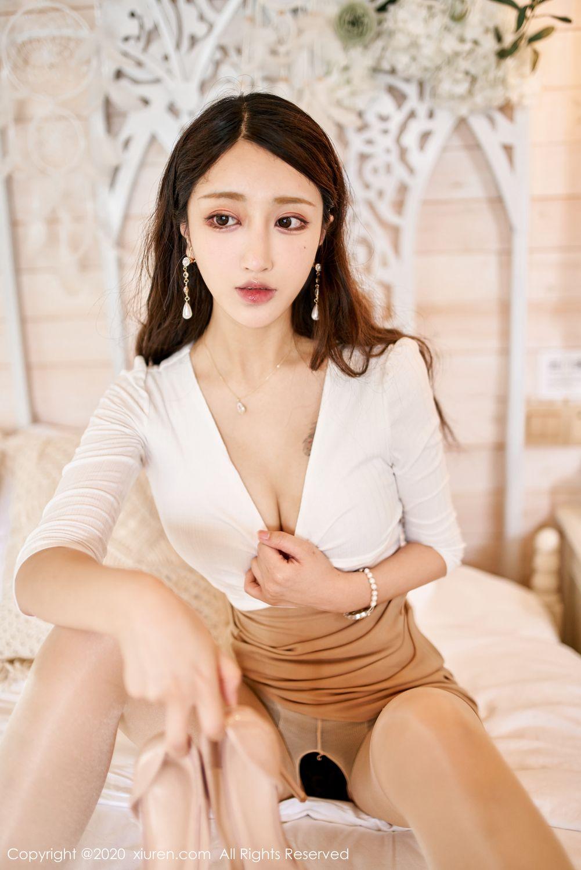 [XiuRen] Vol.1993 Lin Zi Xin 20P, Lin Zi Xin, Street, Underwear, Xiuren