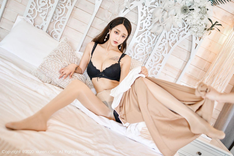 [XiuRen] Vol.1993 Lin Zi Xin 29P, Lin Zi Xin, Street, Underwear, Xiuren